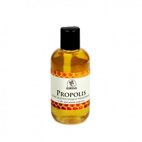 Tonik oczyszczająco-pielęgnujący z 20% ekstraktem propolisu