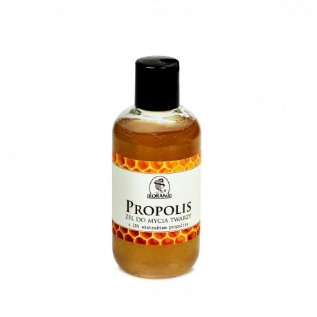 Propolis - żel do mycia twarzy
