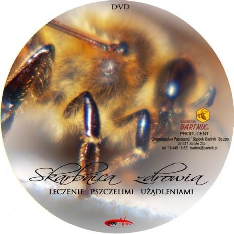 Skarbnica Zdrowia - leczenie pszczelimi użądleniami DVD