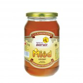 Miód lipowy - 1,2 kg