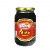 Miód gryczany - 1,2 kg