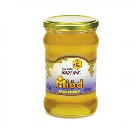 Miód faceliowy - 400 g