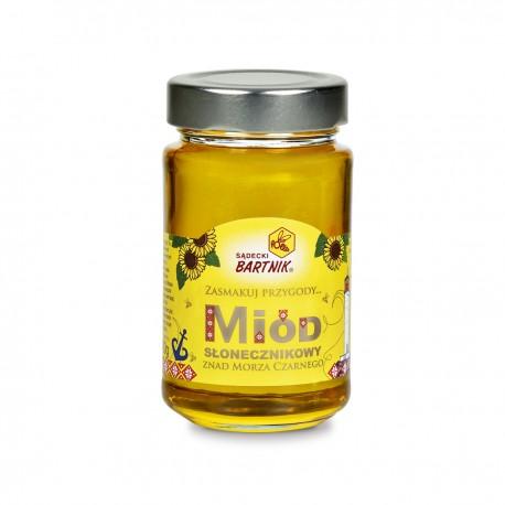 Sunflower honey 0,30 kg