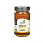 Miody Bartne - Miód wielokwiatowy - 300 g