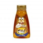 Miód dla dzieci, wielokwiatowy - 350 g