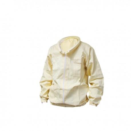 Bluza pszczelarska rozsuwana bez kapelusza