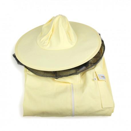 Kombinezon z kapeluszem