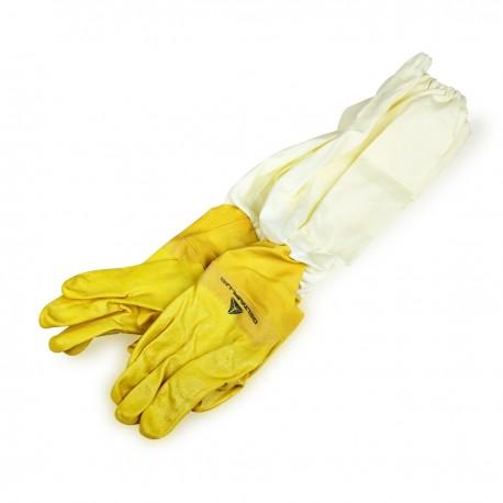 Rękawice gumowe - Adamek