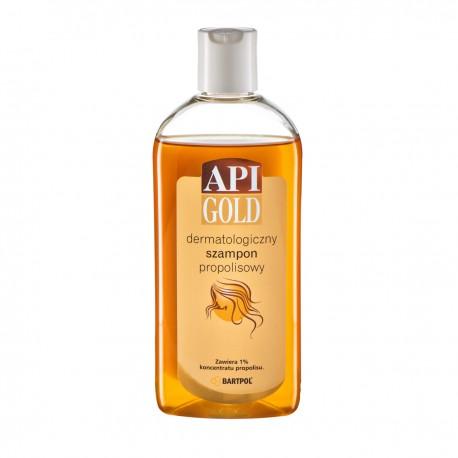 Szampon propolisowy - Api Gold, dermatologiczny - 280ml