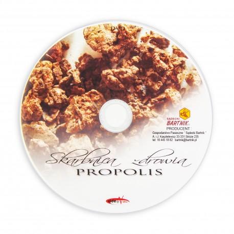 SKARBNICA ZDROWIA PROPOLIS DVD
