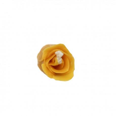 Świeczka - Pączek róży mały