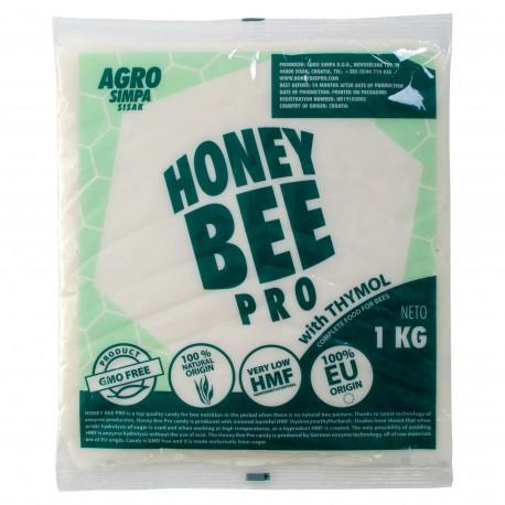 Ciasto dla  pszczół 1KG HONEY BEE PRO TYMOL