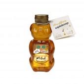 Honey bear with beekeeping hat - 340 g