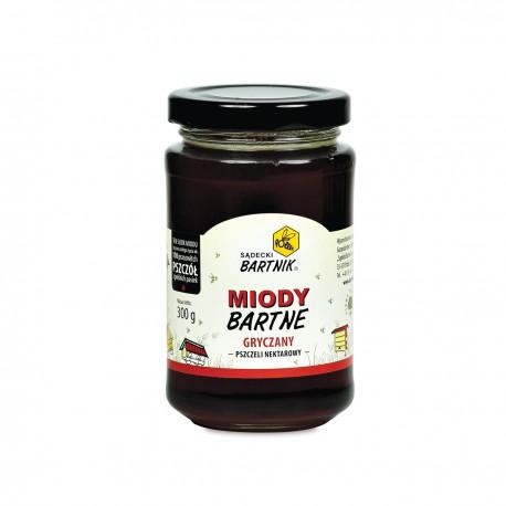 Miody Bartne - Miód gryczany - 300 g