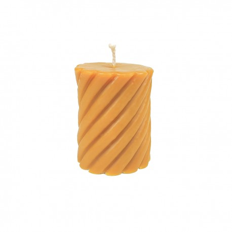 Candle - Patterned roller