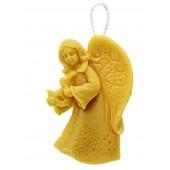 Świeczka - Aniołek wiszący (04)