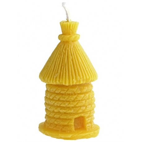 Beeswax candle - Medium hive