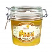 Miód akacjowy - 500 g