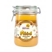 Miód akacjowy - 1,4 kg
