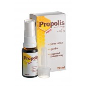 Krople propolisowe do rozpylania spray z aplikatorem 20 ml
