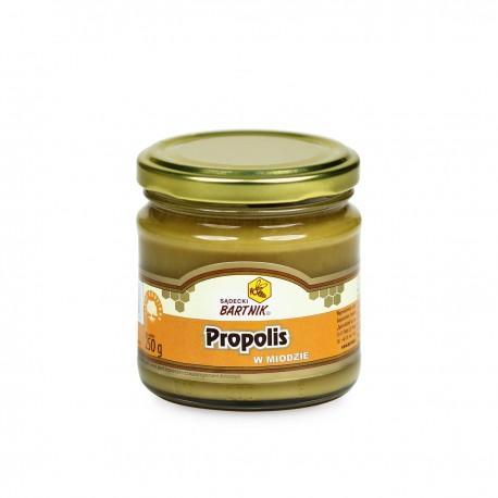 Miód z propolisem - 0.25
