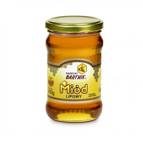 Miód lipowy - 400 g