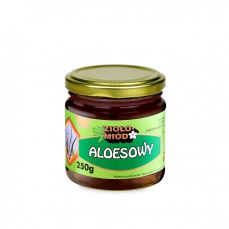 Ziołomiód aloesowy - 250 g