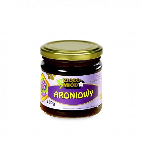 Ziołomiód aroniowy - 0.25