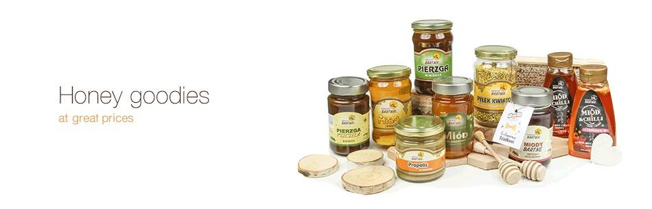 Honey goodies