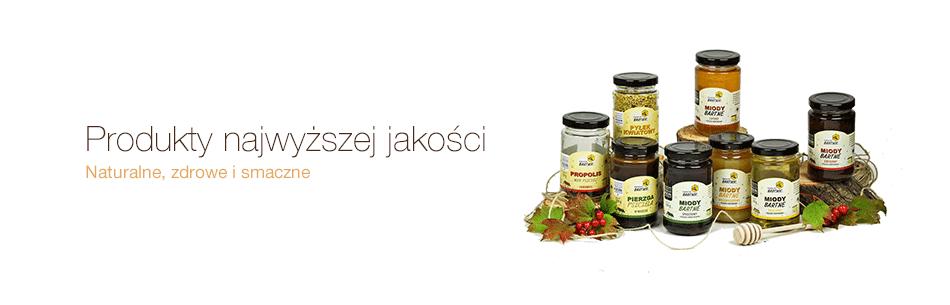 Produkty pszczele najwyższej jakości