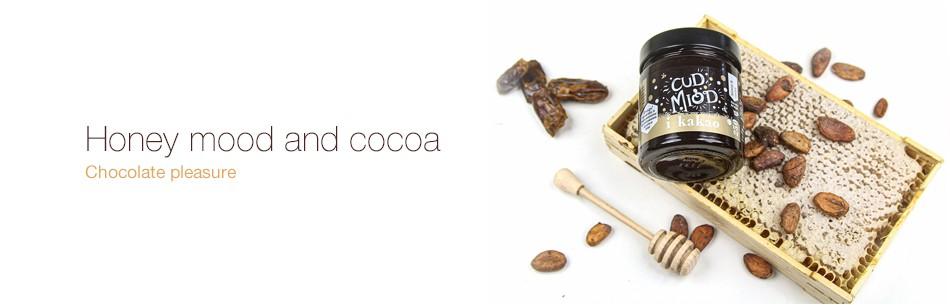 Honey mood and cocoa